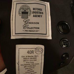 Rain jacket/garrison collection